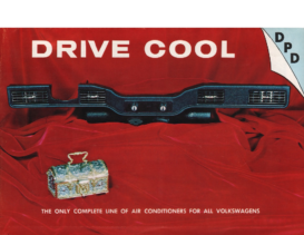 1968 VW Air Conditioning