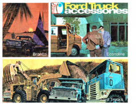 1970 Ford Truck Accessories