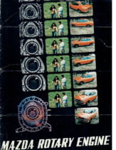 1972 Mazda Rotary Engine