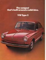 1972 VW Type 3