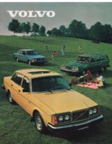 1980 Volvo Full Line