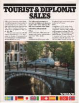 1983 Volvo Tourist & Diplomat Sales