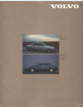1984 Volvo Full Line