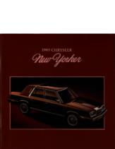 1985 Chrysler New Yorker CN