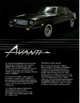1986 Avanti