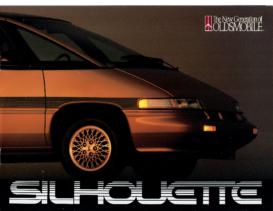 1990 Oldsmobile Silhouette Intro