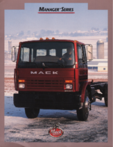 1992 Mack Mid-Liner MS Series