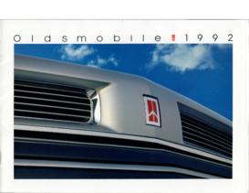 1992 Oldsmobile Full Line
