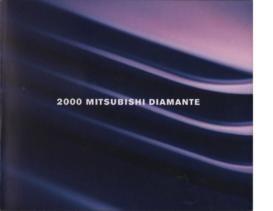 2003 Mitsubishi Diamante Foldout