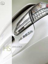 2010 Lexus HS V1