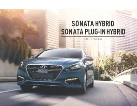 2016 Hyundai Sonata Hybrid-PHEV