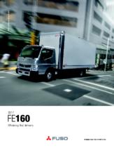 2017 Mitsubishi Fuso FE160 Data Sheet