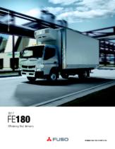 2017 Mitsubishi Fuso FE180 Data Sheet