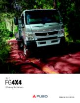 2017 Mitsubishi Fuso FG4x4 Data Sheet