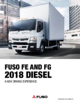 2018 Mitsubishi Fuso Diesel Data Sheet