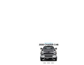 2020 Chevrolet Silverado Chassis Cab