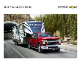 2020 Chevrolet Trailering Guide