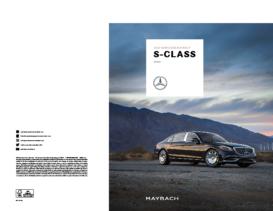 2020 Mercedes-Benz S Class Maybach