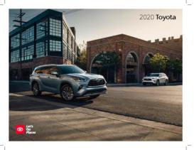 2020 Toyota Full Line