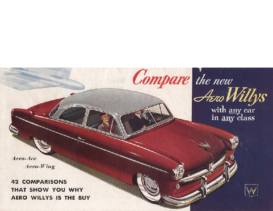 1952 Aero Willys