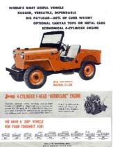 1958 Jeep CJ