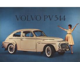 1959 Volvo PV 544