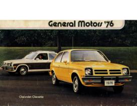 1976 GM Full Line