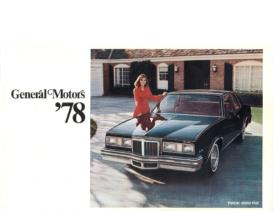 1978 GM Full Line