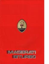 1983 Maserati Biturbo