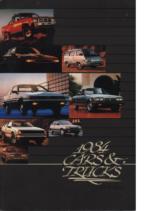 1984 Toyota Full Line