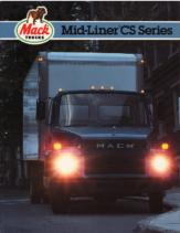 1985 Mack Mid-Liner MS Series