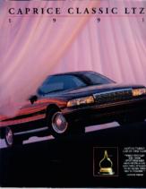 1991 Chevrolet Caprice LTZ