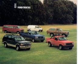 1991 Ford Trucks