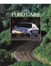 1996 Ford Full Line