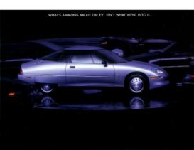 1997 GM EV1 Folder