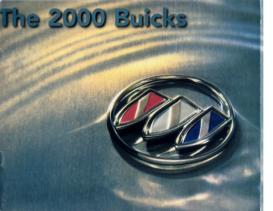 2000 Buick Full Line