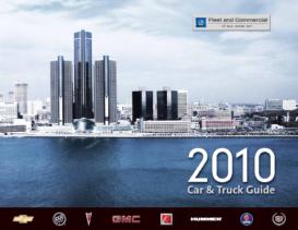 2010 GM Fleet Guide