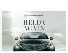 2013 Lincoln Full Line