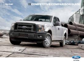 2015 Ford Competitive Comparison Guide