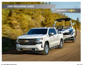 2019 Chevrolet Trailering Guide