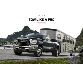 2019 GMC Trailering & Towing Guide