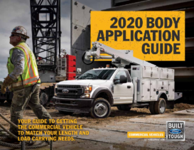 2020 Ford Body Application Guide