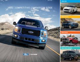 2020 Ford Competetive Comparison Guide