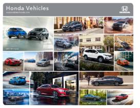 2020 Honda Full Line V4