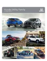 2020 Honda Utility Family V4