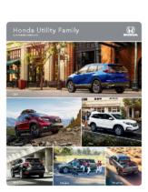 2020 Honda Utility V4