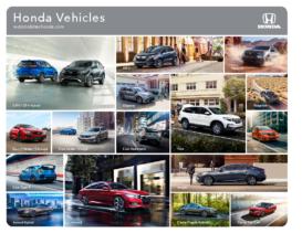 2021 Honda Full Line