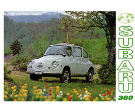 1968 Subaru 360