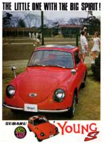 1969 Subaru Young