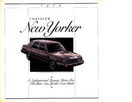1986 Chrysler New Yorker CN